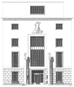 The RIBA building at 66 Portland Place